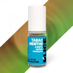 Eliquide Tabac Menthe D'lice