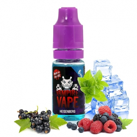 HEISENBERG - Vampire Vape - 30 ml