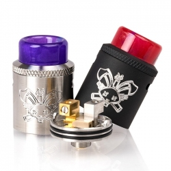 DEAD RABBIT SQ RDA - HELLVAPE