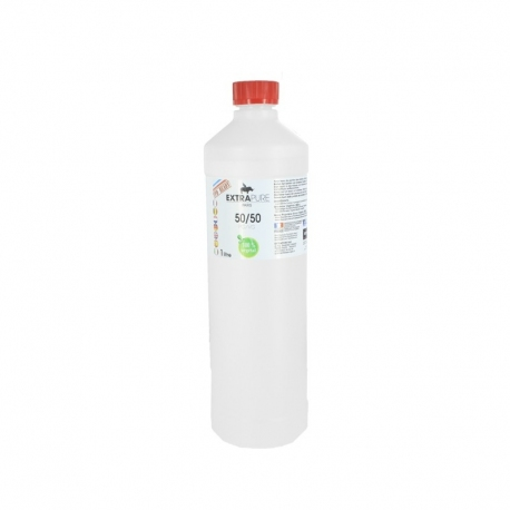 BASE 1 LITRE en 0mg by EXTRAPURE