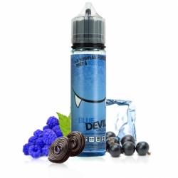 BLUE DEVIL -framboise bleue - cassis - réglisse 50ML - AVAP