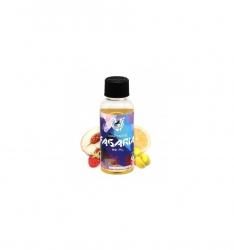 Concentré Fagaria - fraise des bois et pêche blanche touche de banane et citron - JIN AND JUICE - 60ML