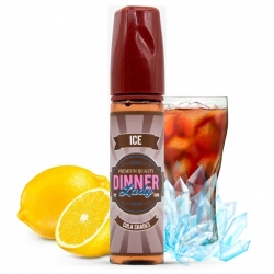 Cola Shades Ice - Cola - Citron - Frais - 30/70 - 50ml - Dinner Lady