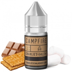 Concentré Campfire - Biscuit - Chocolat - Marshmallow - 30ml - Charlie's Chalk Dust