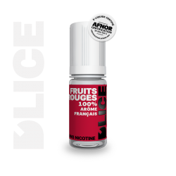 Eliquide Fruits Rouges D'lice