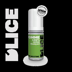 Eliquide Pomme D'lice