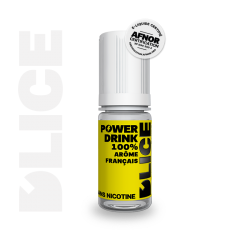 Eliquide POWER DRINK D'lice