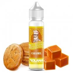 Biscuit Caramel - 50/50 - 50ml - Solana