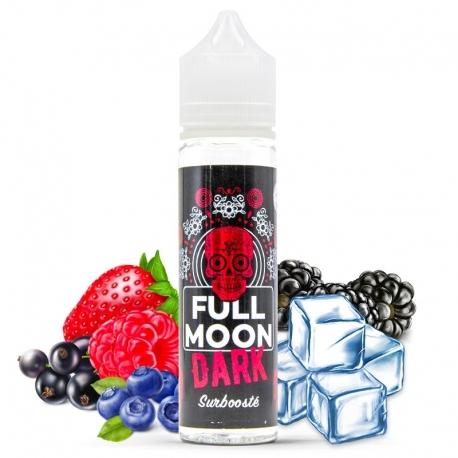 Dark - Fruits rouges - Myrtille - Mûre - Frais - 40/60 - 50ml - Full Moon