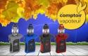 Pack Mag P3 TFV16 9ml 230W - Smoktech - le comptoir du vapoteur