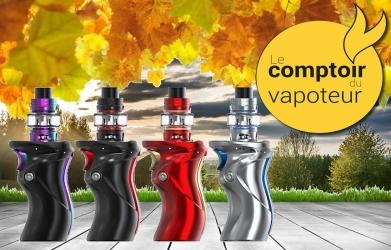 Kit MAG V9 Baby V2 - Smok - le comptoir du vapoteur