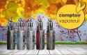Kit Drag X Plus Pod 100W 5.5ml Voopoo-le comptoir du vapoteur