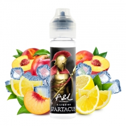 Spartacus Ultimate - Nectarine - Citron - Xtra Fresh - 50/50 - 50ml - A&L