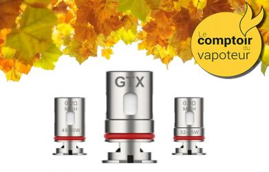 Résistance GTX - Vaporesso