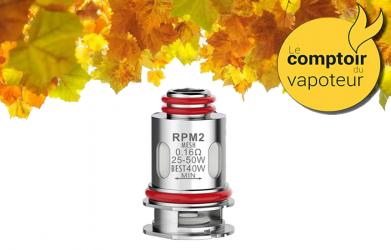 Résistance RPM2 - Smok