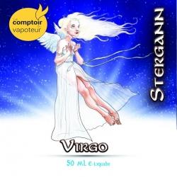 Le Virgo - Menthe Extra Fraiche - 50/50 - 50ml - 0mg - le comptoir du vapoteur